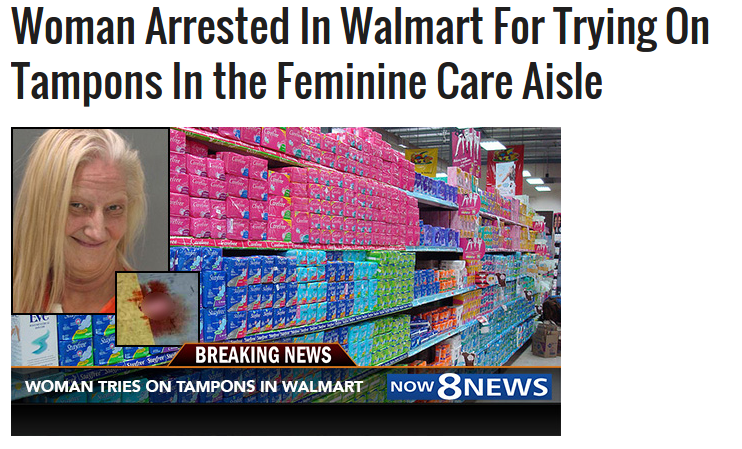 woman-arrested-walmart-tampons